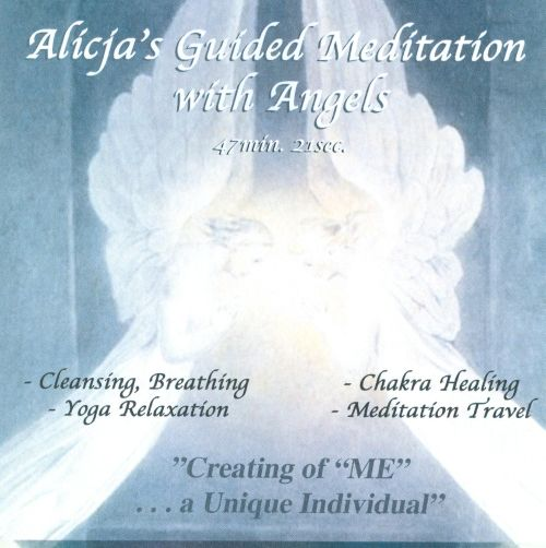Alicja's Guided Meditation with Angels