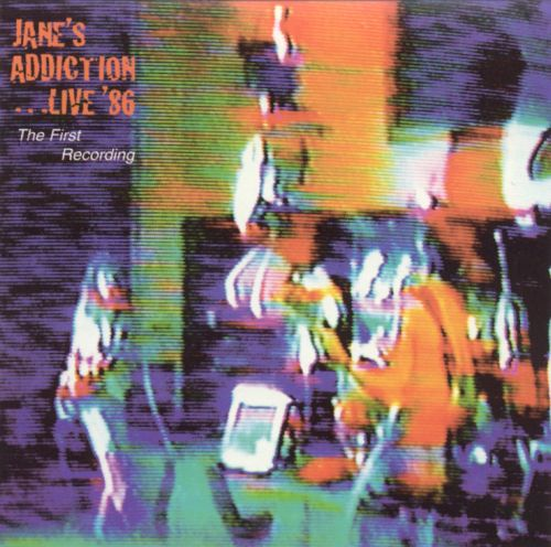 Live '86: The First Recording