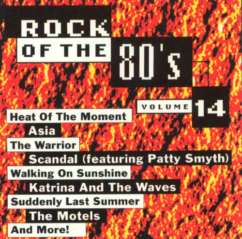 Rock of the 80's, Vol. 14