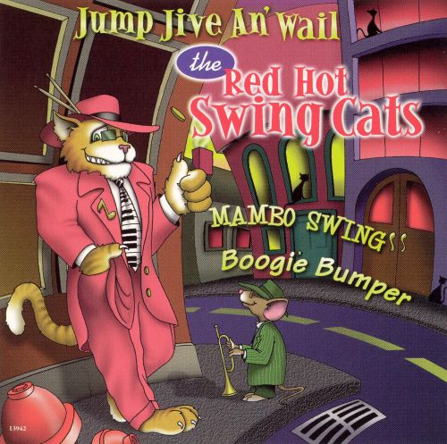 Red Hot Swing Cats, Vol. 1