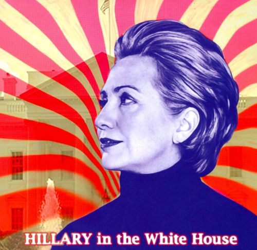 Hillary in the White House
