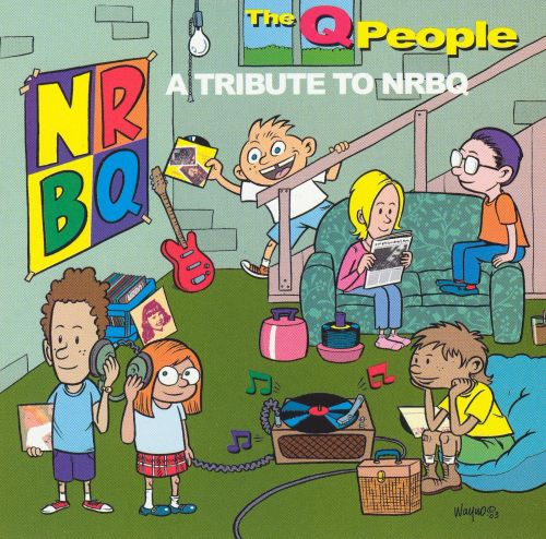 The Q People: A Tribute to NRBQ