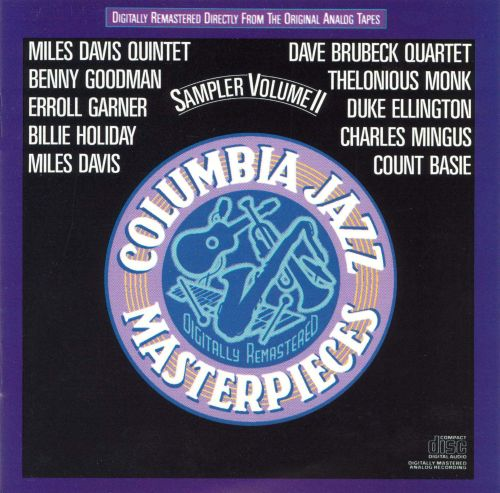 Columbia Jazz Masterpiece Sampler, Vol. 2