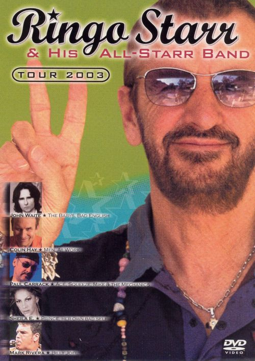 Ringo and His All-Starr Band [Video/DVD]