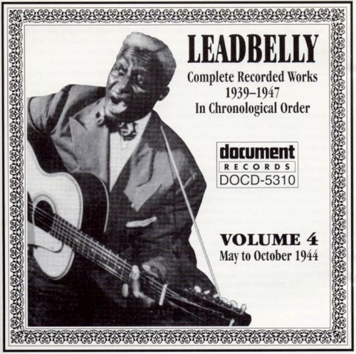 Complete Recorded Works, Vol. 4 (1944)