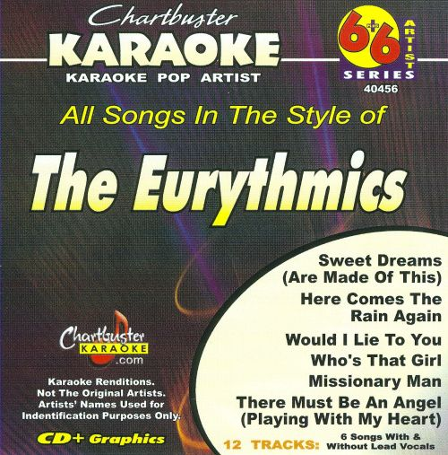 Chartbuster Karaoke: The Eurythmics