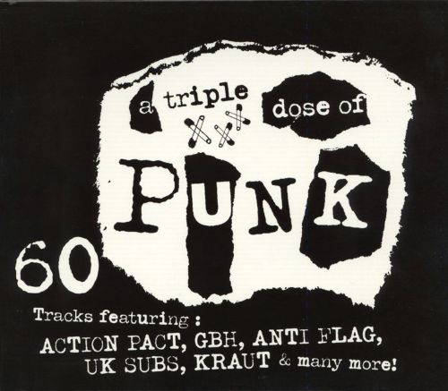 Triple Dose Of Punk