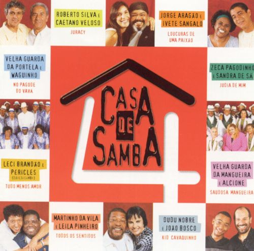 Casa de Samba, Vol. 4 [Universal International]