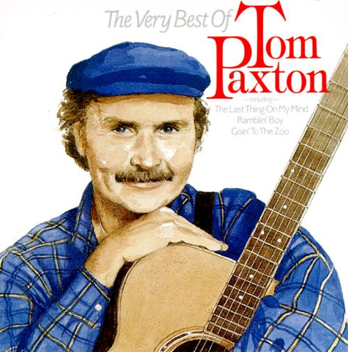 Tom Paxton The Very Best Of Tom Paxton