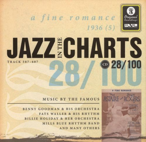 Jazz in the Charts, Vol. 28: A Fine Romance 1936