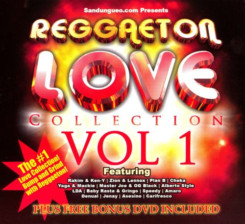 Reggaeton Love Collection, Vol. 1