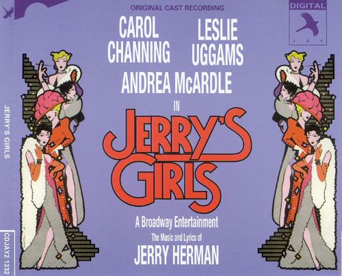 Jerry's Girls [Original Cast Recording]