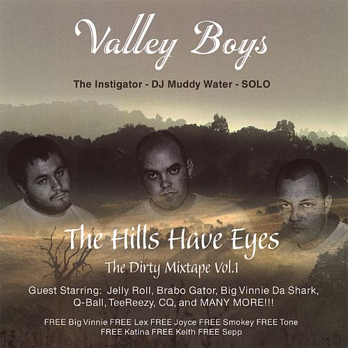 The Hills Have Eyes, Vol. 1