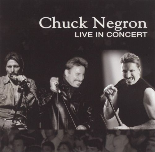 Chuck Negron Live in Concert