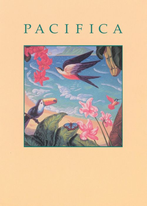 Pacifica [BMG Greeting Card CD]