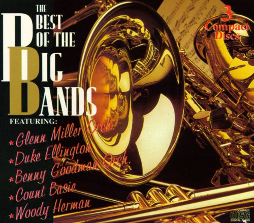 Best of the Big Bands [1995 Madacy]
