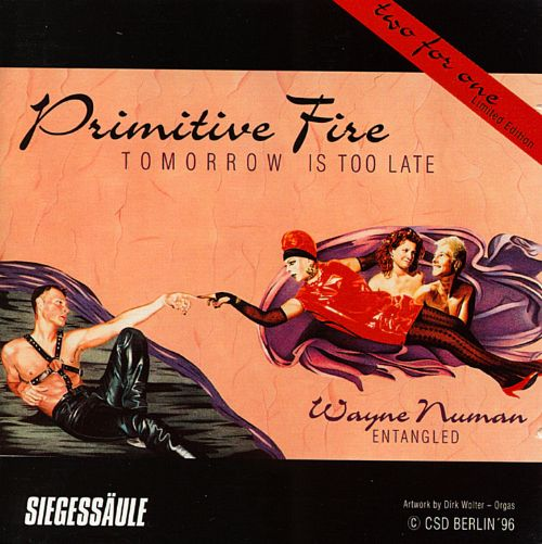 Primitive Fire/Tomorrow Is Too Late