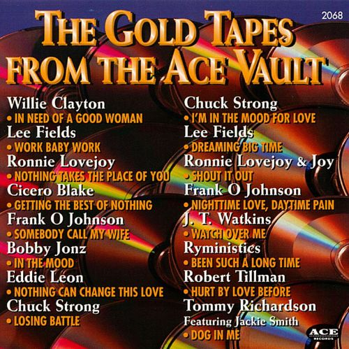 The Gold Tapes from the Ace Vault