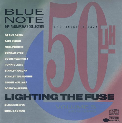 Blue Note 50th Anniversary Collection, Vol. 5 1970-89: Lighting the Fuse
