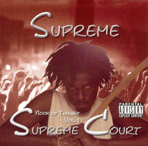 Supreme Court (Book of Thought Vol. 1)