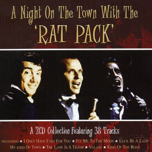 A Night on the Town With the Rat Pack