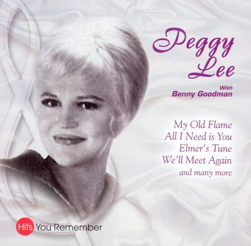 Peggy Lee [Madacy]