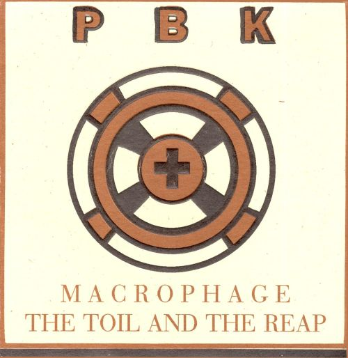 Macrophage the Toil and the Reap