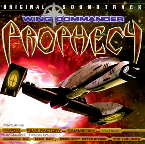 Wing commander prophecy various artists songs for Wing commander prophecy