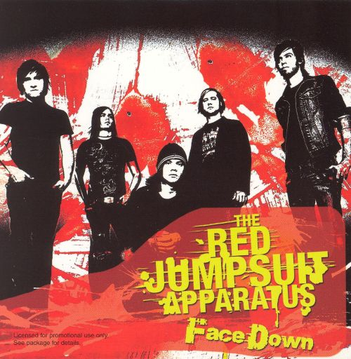 Face Down - The Red Jumpsuit Apparatus | Songs, Reviews, Credits ...