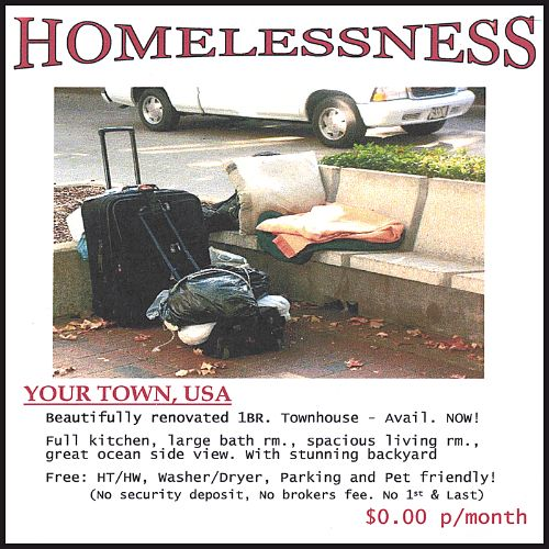 Homelessness (I Want to Go Home)