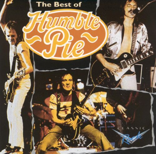 The Best of Humble Pie [Charly]