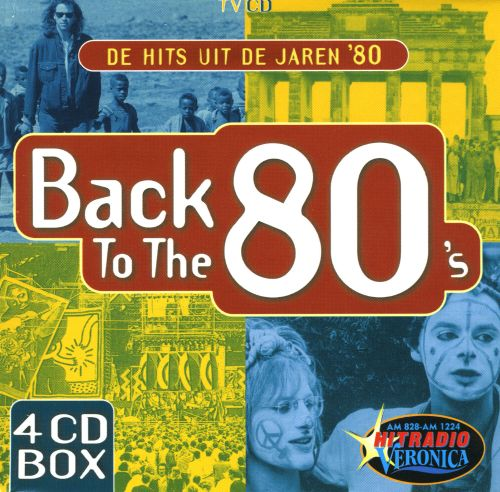 Back to the 80's [Sony 4 Disc]