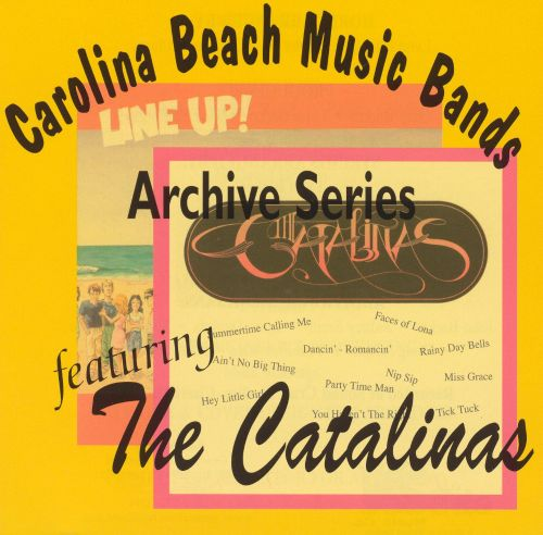 Carolina Beach Music Bands: The Archive Series