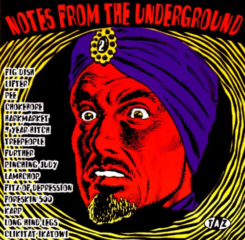 Notes from the Underground, Vol. 2
