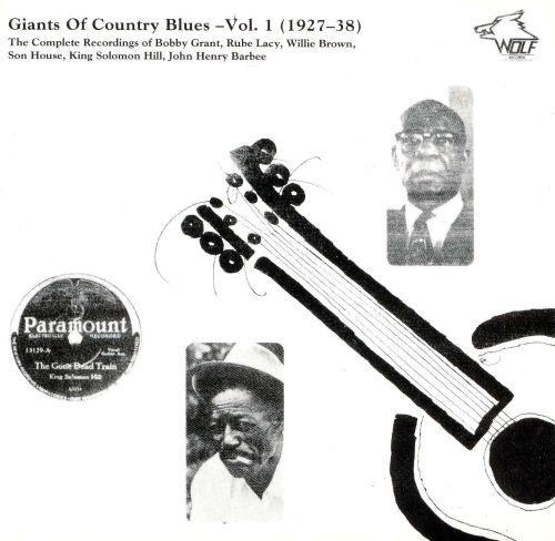 Giants of Country Blues, Vol. 1 (1927-1938)