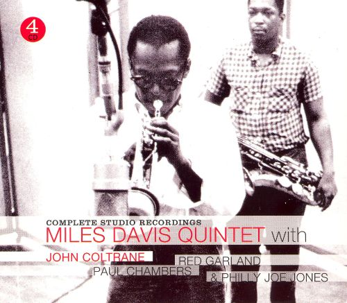 Complete Studio Recordings: Miles Davis Quintet with John Coltrane