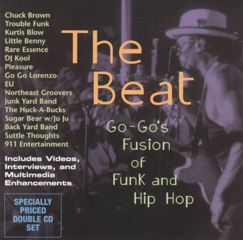 The Beat: Go-Go's Fusion of Funk and Hip Hop