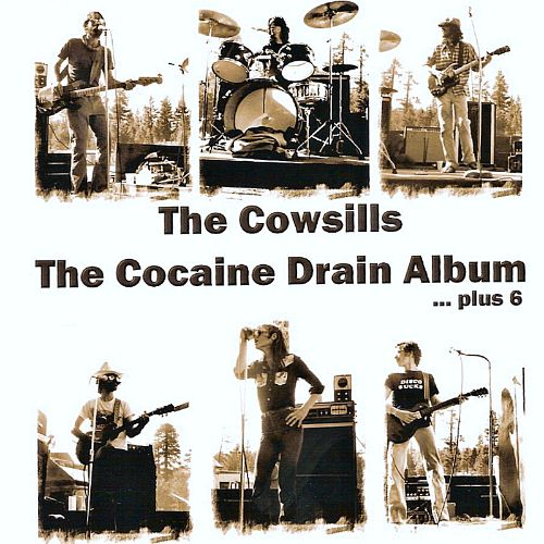 The Cocaine Drain Album