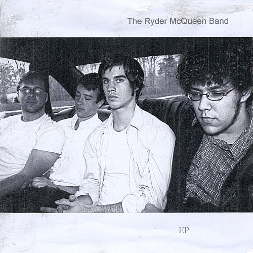 The Ryder McQueen Band EP