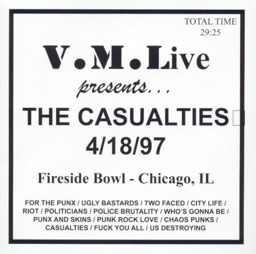 VML Live: The Casualties