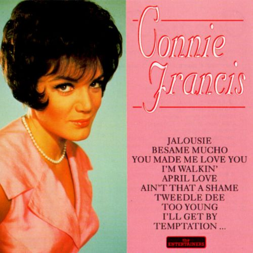 Image result for april love connie francis pictures
