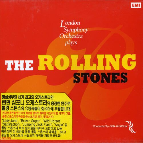 The Plays the Music of the Rolling Stones