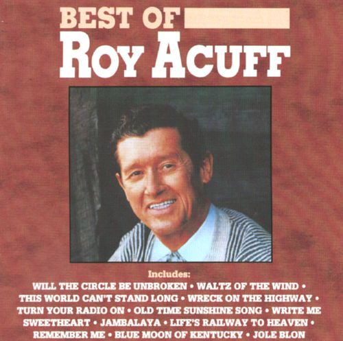 The Best of Roy Acuff [Capitol]