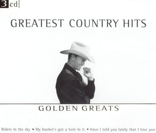 Golden Greats: Greatest Country Hits