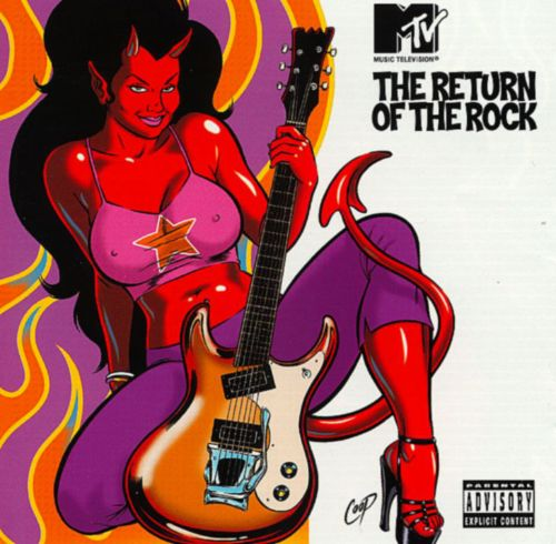 MTV The Return of the Rock