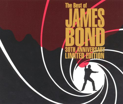 The Best of James Bond: 30th Anniversary [2 Disc Set]