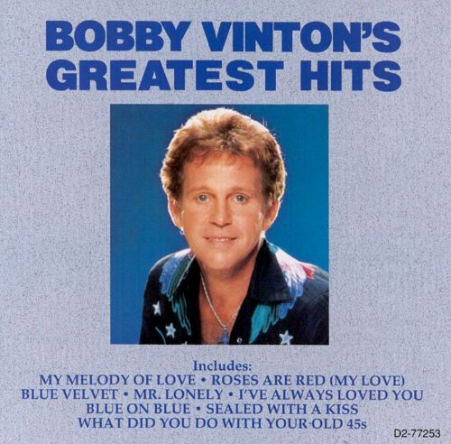 Bobby Vinton's Greatest Hits [Curb]