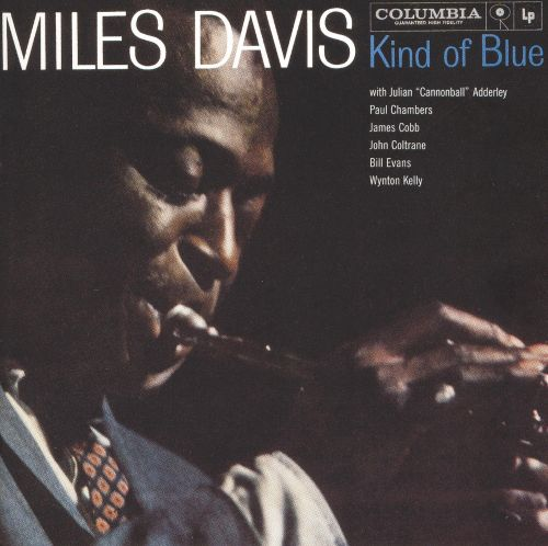 Kind of Blue - Miles Davis (1959)