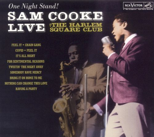 Live at the Harlem Square Club, 1963 - Sam Cooke (1985)