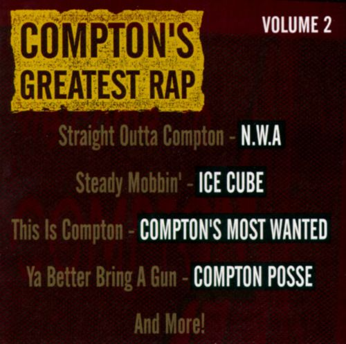 Compton's Greatest Rap, Vol. 2